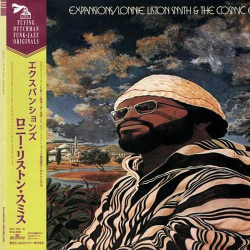 Lonnie Liston Smith, Cosmic Echoes - Expansions (1995 24/96 FLAC)