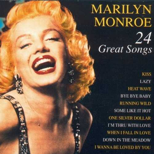 Marilyn Monroe - 24 Great Songs (2004 FLAC)