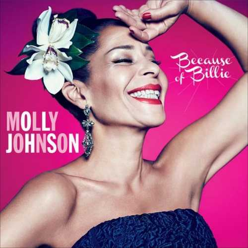 Molly Johnson - Because Of Billie (2015 24/96 FLAC)