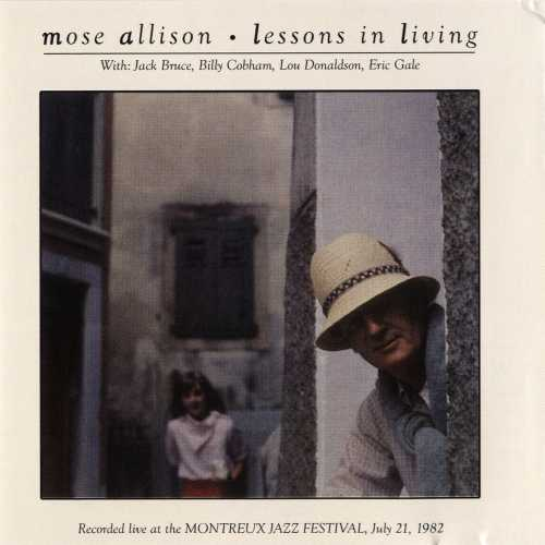 Mose Allison - Lessons In Living. Remastered (2006 24/192 FLAC)