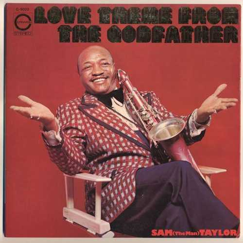 Sam (The Man) Taylor - Love Theme From The Godfather (1972 24/192 FLAC)