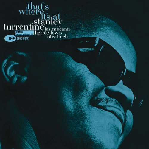 Stanley Turrentine - That's Where It's At. Remastered (2013 24/192 FLAC)