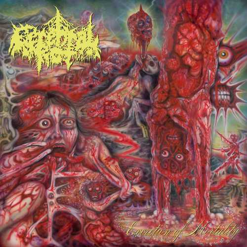 Cerebral Rot - Excretion Of Mortality (2021 FLAC)