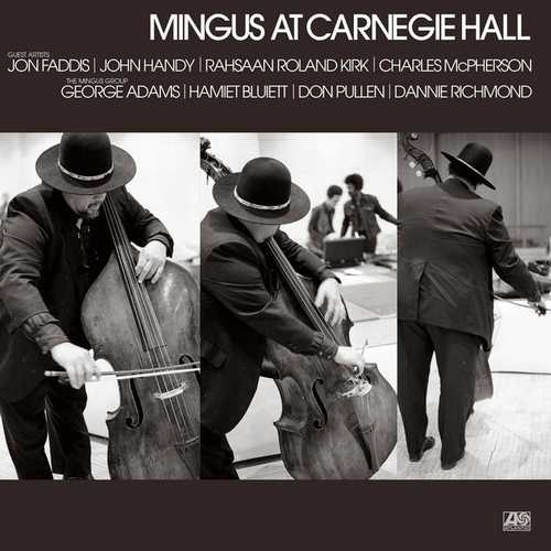 Charles Mingus - Mingus At Carnegie Hall. Deluxe Edition (2021 FLAC)