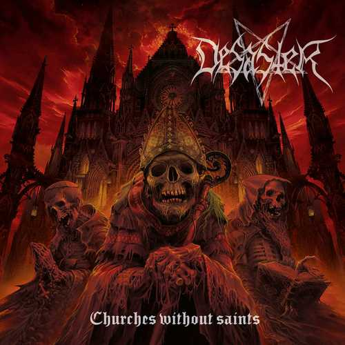 Desaster - Churches Without Saints (2021 24/44 FLAC)