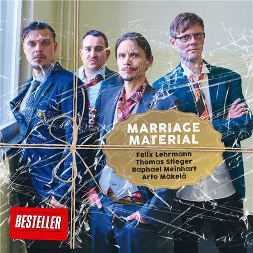 Marriage Material - Marriage Material (2021 24/96 FLAC)