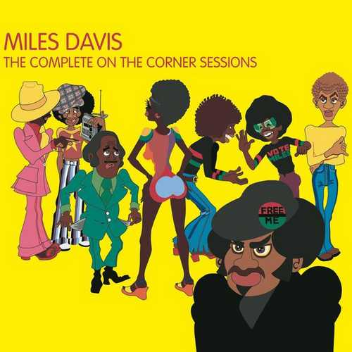 Miles Davis - The Complete On The Corner Sessions (2007 FLAC)