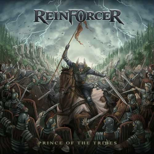 Reinforcer - Prince Of The Tribes (2021 FLAC)