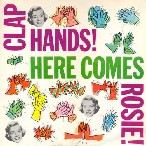 Rosemary Clooney - Clap Hands Here Comes Rosie. Remastered (2016 24/44 FLAC)