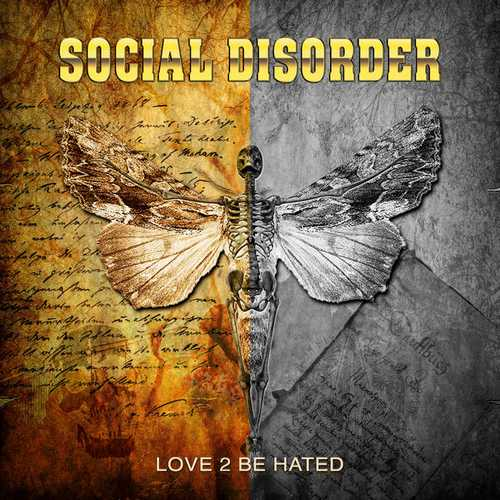 Social Disorder - Love 2 Be Hated (2021 FLAC)