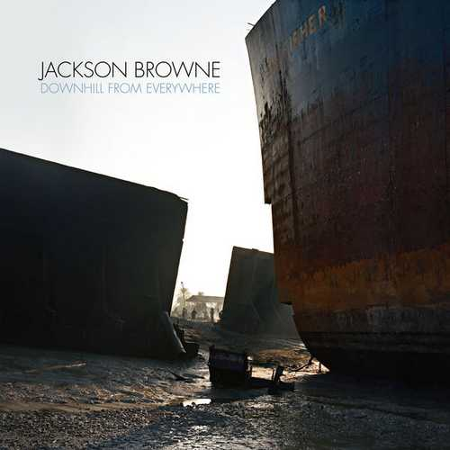 Jackson Browne - Downhill From Everywhere (2021 24/96 FLAC)