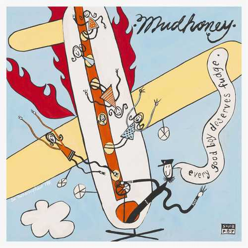 Mudhoney - Every Good Boy Deserves Fudge. 30th Anniversary Deluxe Edition (2021 24/96 FLAC)
