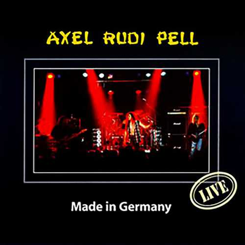 Axel Rudi Pell - Made In Germany. Live (1995 FLAC)