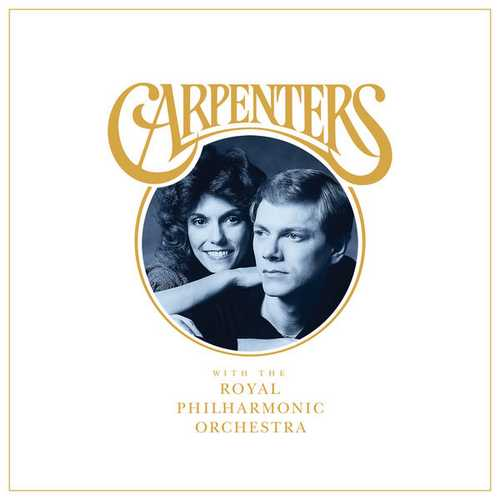 Carpenters The Royal Philharmonic Orchestra - Carpenters The Royal Philharmonic Orchestra (2018 24/192 FLAC)