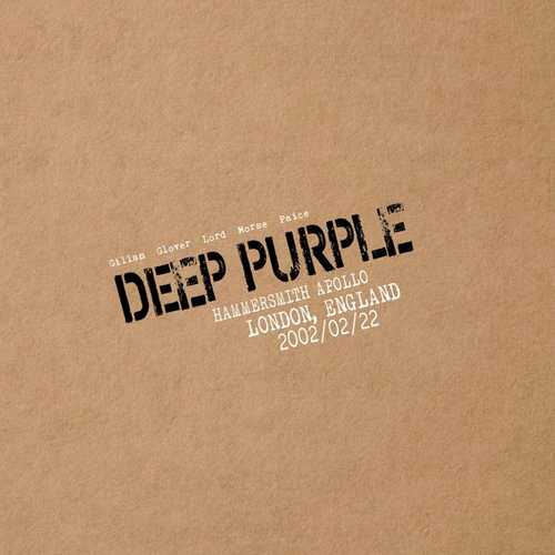 Deep Purple - Live In London 2002. Remastered (2021 24/48 FLAC)