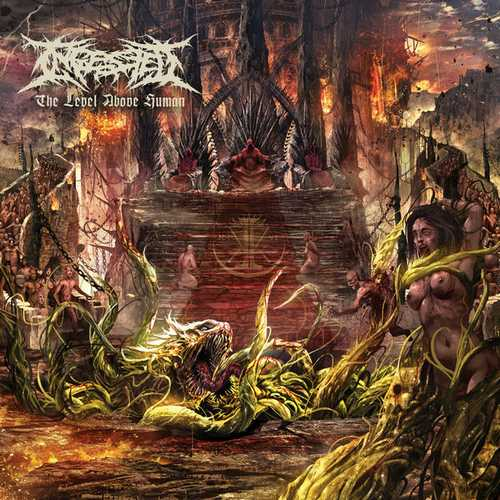 Ingested - The Level Above Human (2018 24/44 FLAC)