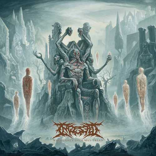 Ingested - Where Only Gods May Tread (2020 FLAC)