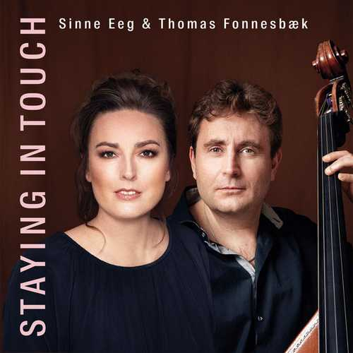 Sinne Eeg - Staying In Touch (2021 24/96 FLAC)