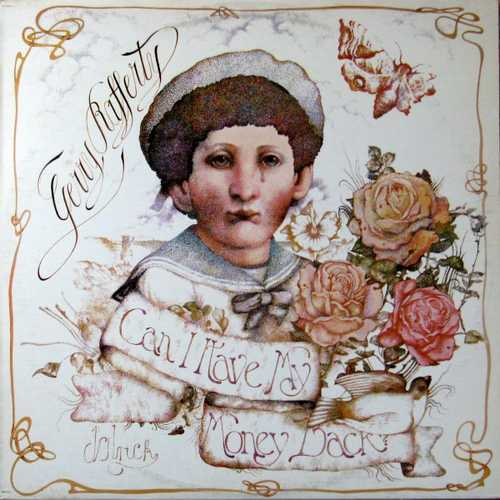 Gerry Rafferty - Can I Have My Money Back? (1978 24/96 FLAC)